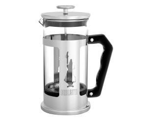 Cafeteira Bialetti French Press em Vidro e Inox - 350 ml | R$140