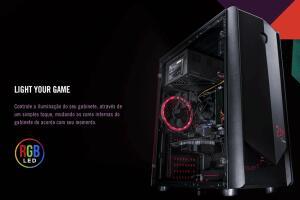 PC Gamer i5, 8 GB e GTX 1060