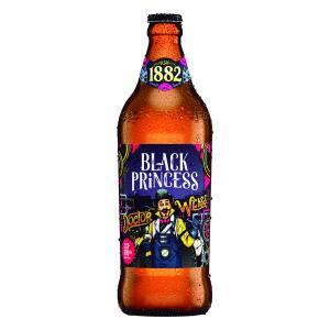 Cerveja BLACK PRINCESS Doctor Weiss Garrafa 600ml R$ 7,50