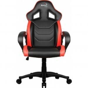 CADEIRA GAMER AEROCOOL AIR AC60C, BLACK-RED, EN57730 | R$449