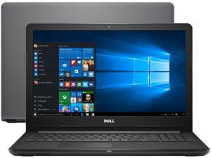 """Notebook Dell Inspiron 15 i15-3576-A70 - Intel Core i7 8GB 2TB 15,6"""" Placa de Vídeo 2GB por R$ 3104"""