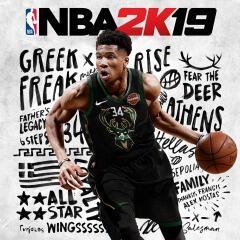 [PS] JOgo NBA 2K19 - R$12,44 (95% OFF)