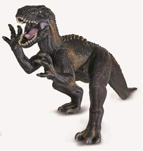 Dinossauro Indoraptor Jurassic World Mimo Brinquedos Preto | R$180