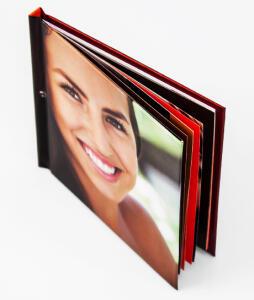 Fotolivro Quadrado Pequeno - 15x15cm | R$10