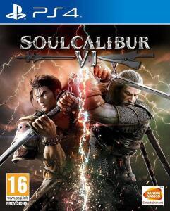 [PRIMEIRA COMPRA] Jogo Soulcalibur VI - PS4