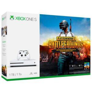 Console Xbox One S 1tb Bundle Pubg  por R$ 1139