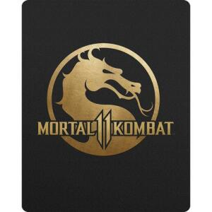 [Cartão Americanas] Game Mortal Kombat 11 Ed. Steelbook Br - PS4