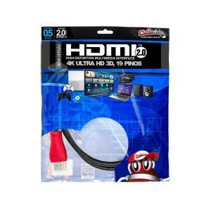 Cabo HDMI 2.0 Premium Ultra HD 4K - R$13