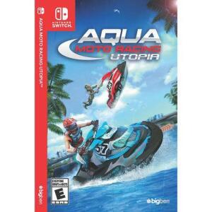 Aqua Moto Racing Utopia - Nintendo Switch | R$50
