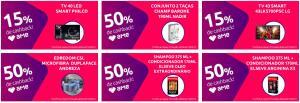 AME - LOJA FÍSICA - 50% - 30% - 15%