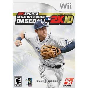 Game Major League Baseball 2K10 - Wii