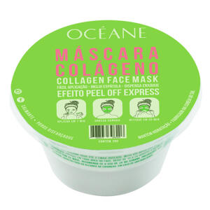 Máscara Facial Océane - Colágeno | R$10