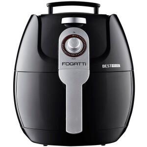 Fritadeira Elétrica Best Fryer Fogatti 1400w Preto 110V - R$170