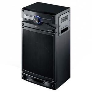 Mini System SC-CMAX4LB-K, com Bluetooth, 1 USB, D-Bass Beat, Função Karaokê, 250W RMS - Panasonic R$417