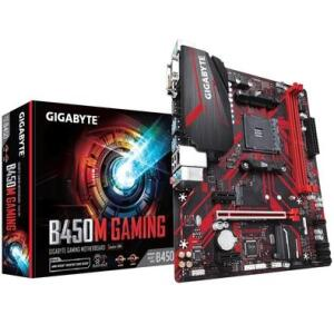 Placa-Mãe Gigabyte B450M Gaming (Rev. 1.0)