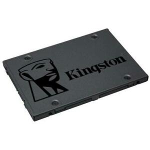 SSD Kingston A400, 240GB, SATA, Leitura 500MB/s, Gravação 350MB/s - SA400S37/240G | R$170
