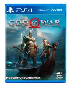 [APP] God of War - R$ 56,51 em 1x no Cartão Submarino ou R$ 69,99 em outros cartões