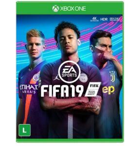 [Cartão Americanas] GAME FIFA 19 - XBOX ONE por R$ 70