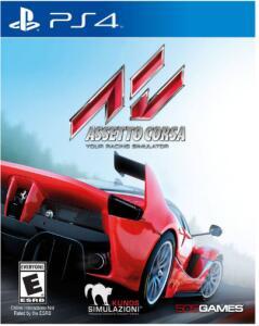 GAME ASSETTO CORSA - PS4