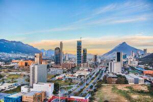 Voos para Monterrey, no México, saindo do Rio de Janeiro. Ida e volta, com taxas incluídas, a partir de R$1.158