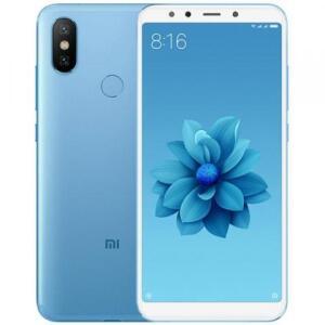 "Smartphone xiaomi redmi note 6 pro 4ram 64gb tela 6.26"" lte dual global azul por R$ 1049"