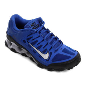Tênis Nike Reax 8 TR Masculino - Azul Royal e Preto