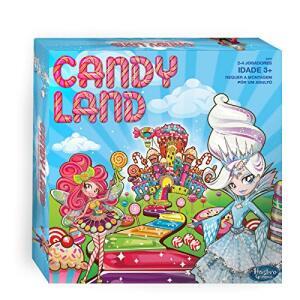 Jogo Gaming Candy Land Hasbro | R$25