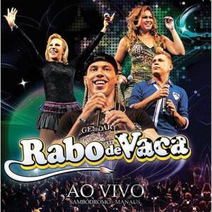 CD Rabo De Vaca - Rabo De Vaca Ao Vivo R$3