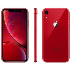 IPhone XR APPLE Vermelho 64GB R$3.739