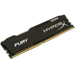 Memória HyperX Fury, 8GB, 2400MHz,