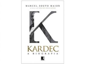 Livro Kardec - A Biografia Marcel Souto Maior-Record (Somente no APP)
