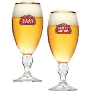 Conjunto com 2 Taças Stella Artois 250ml - Globimport