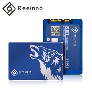 SSD Reeinno 960 GB/480 GB/240 GB/120 GB SSD 2.5 polegada | A partir de R$75