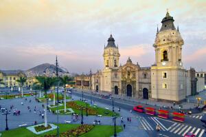 Voos para Lima, saindo de Porto Alegre. Ida e volta, com taxas incluídas, a partir de R$1.199