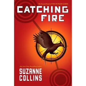 Livro - The Hunger Games: Catching Fire (Inglês)
