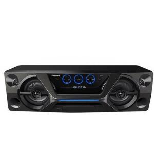 Mini System SC-UA3LB-K Bluetooth, Aplicativo Panasonic MAX JUKE e Wireless Media, Design Portátil, 250W RMS- Panasonic   R$531