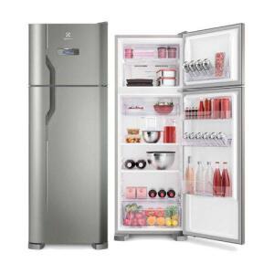Geladeira Refrigerador Electrolux Frost Free Duplex Platinum 310l Tf39s por R$ 693