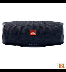 Caixa de Som Bluetooth JBL à Prova d'Água com Potência de 30 W Preta - JBL CHARGE 4