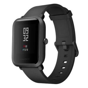 [ frete internacional] Relógio Xiaomi Amazfit Huami Smartwatch Bit - Versão Internacional