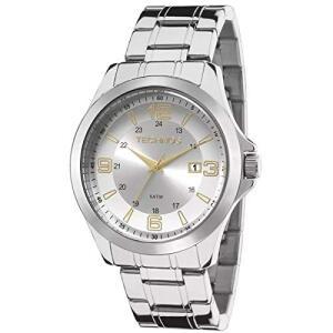 Relógio Masculino Technos Analógico 2115MKT/1K Prata | R$149