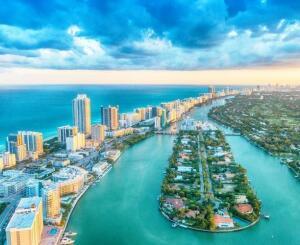 Ano Novo em Miami, voos saindo de Fortaleza, ida e volta, a partir de R$1.808