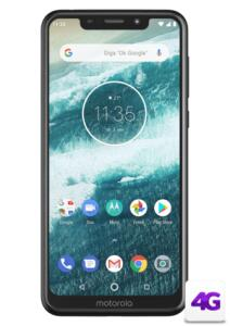 Motorola Moto One - 4G Preto + Vivo controle R$ 50/mes por R$ 949