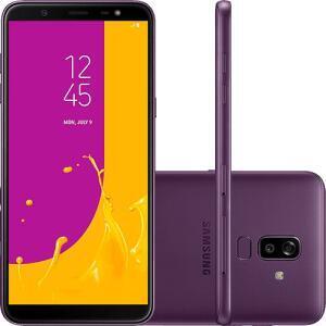 "Smartphone Samsung Galaxy J8 64GB Dual Chip Android 8.0 Tela 6"" Octa-Core"