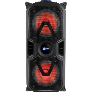Caixa Amplificada Lenoxx, Bateria Interna, Rádio FM, 200w, Bivolt - CA400 | R$312