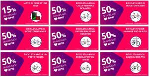 [50% AME] [Americanas Loja Física] Várias Bicicletas com 50% de cashback no AME