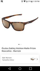 Óculos Oakley Holston Matte