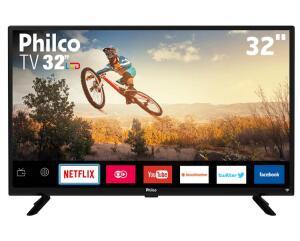 """[Cartão Casas Bahia] Smart TV LED 32"""" HD Philco PTV32G50SN com Processador Dual Core - R$790"""