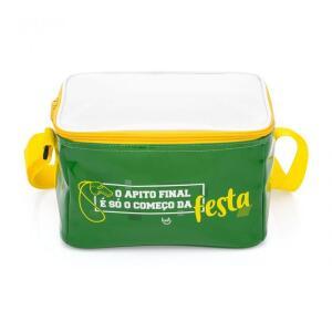 Bolsa Cooler Futebol - Ludi Imaginarium - R$37