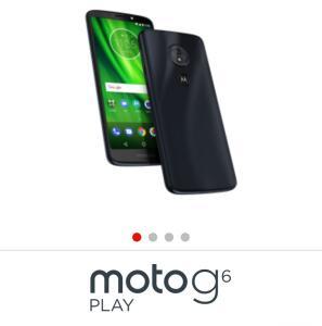 Moto G6 Play (32 GB) Turbo