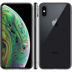 iPhone XS Cinza Espacial, 64GB - MT9E2